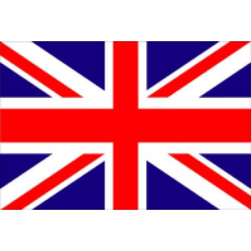 Bandera inglesa - Dibujo bandera inglesa ...